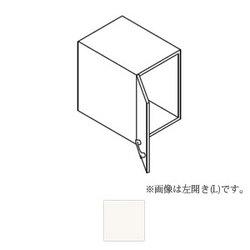 *トクラス*SWAB030AZ[L/R] 洗面化粧台[AFFETTO] トールウォールキャビネット 間口30cm Sシリーズ【単品販売不可】