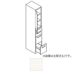 *トクラス*SHAB030DD[L/R] 洗面化粧台[AFFETTO] トールキャビネット 間口30cm Sシリーズ【単品販売不可】