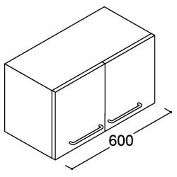*トクラス*SSK60AI[SGJ1/SGG1/SGW1] 洗面化粧台 jolie ウォールキャビネット 開き扉 間口600mm