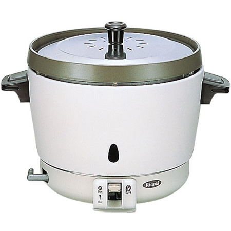リンナイ 業務用ガス炊飯器 RR-15SF-1 内釜フッ素仕様 1.5升炊き