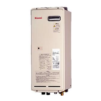 リンナイ 暖房用熱源機 屋外壁掛タイプ 1温度・床暖3系統 RH-61W(A)