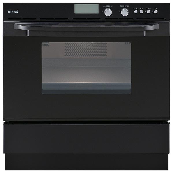 リンナイ ビルトインオーブン(コンベック) RSR-S51C(A) -B ブラックタイプ 44L ガスオーブン