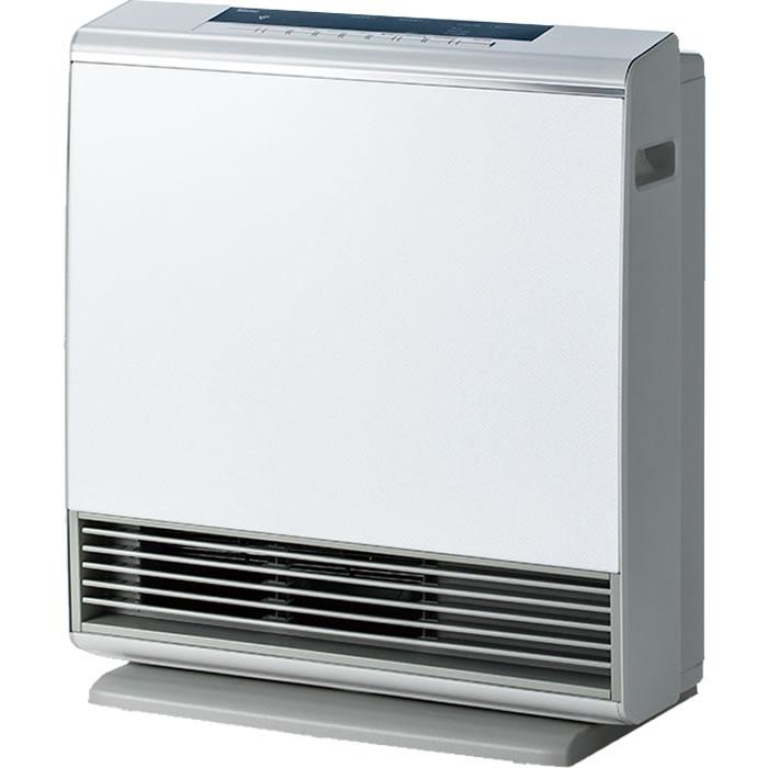 リンナイ ガスファンヒーター A-Style RC-N4001NP-CW クロスホワイト 4.07kW/11-15畳まで[都市ガス プロパンガス 東京ガス 大阪ガス] 《配送タイプS》ガス暖房