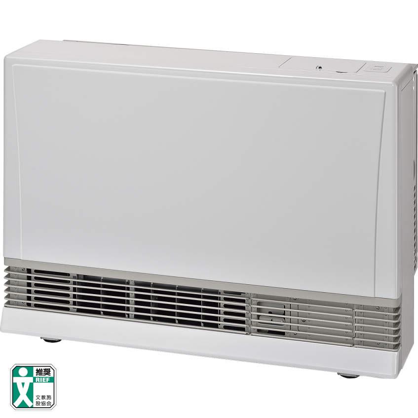 リンナイ FF式ガス温風暖房機 RHF-1005FT+給排気トップFOT-147