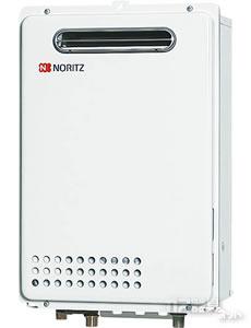 ノーリツ ガス給湯器 屋外壁掛形・20号オートストップタイプ GQ-2039WS