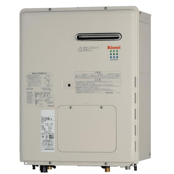 《60%OFF&7年保証付き》リンナイ 暖房専用熱源機 RH-K200W2-6