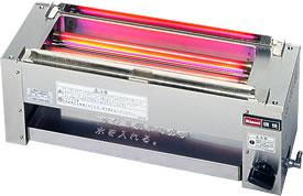 リンナイ ガス赤外線グリラー(下火式)磯焼2号 RGB-60B