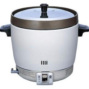 リンナイ 業務用ガス炊飯器 卓上型(普及タイプ) RR-20SF2(A) 0.8~2.0升炊き