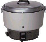 リンナイ 業務用ガス炊飯器 RR-50S1-F(5升炊き)(内釜フッ素仕様)