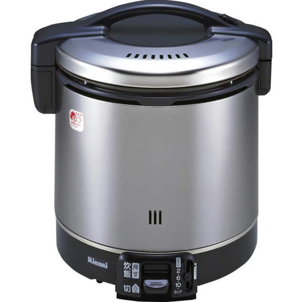 【受注生産】リンナイ ガス炊飯器 一升炊き RR-100GS-C