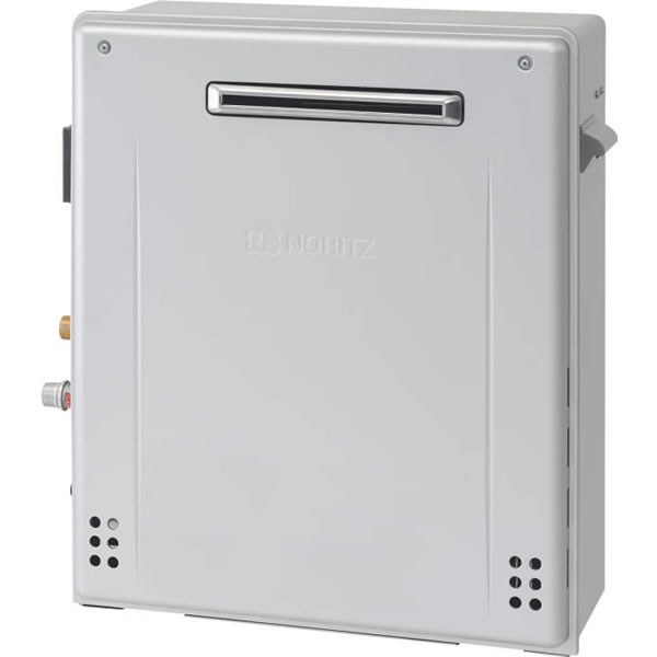 ノーリツ 高効率ガスふろ給湯器 GRQ-C2062AX BL 隣接設置形/スタンダード(フルオート) エコジョーズ