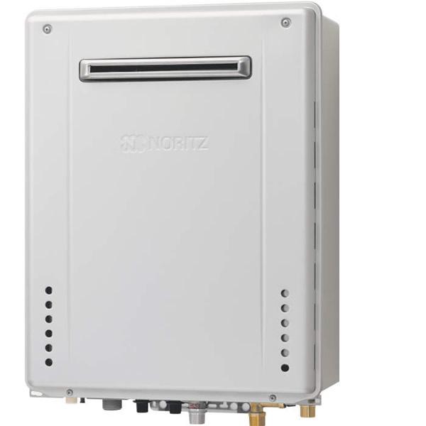 ノーリツ 高効率ガスふろ給湯器 GT-C1662AWX BL 屋外壁掛形/スタンダード(フルオート) エコジョーズ