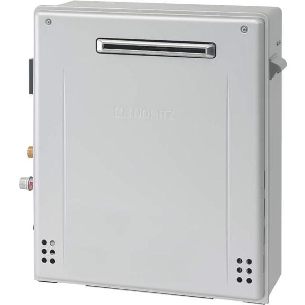 ノーリツ 高効率ガスふろ給湯器 GT-C2462ARX BL 屋外据置形/スタンダード(フルオート) エコジョーズ