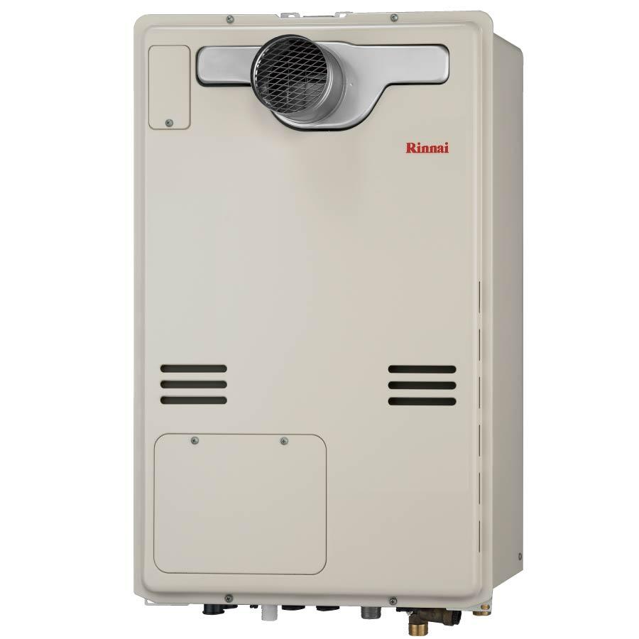 24号/オート/給湯&おいだき&暖房 リンナイ ガス給湯暖房用熱源機 RUFH-A2400SAT2-3 24号/オート/給湯&おいだき&暖房 RUFH-Aシリーズ