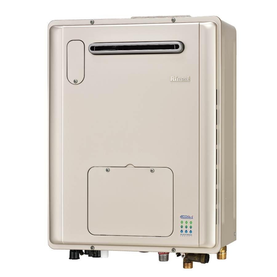 24号/オート/給湯&おいだき&暖房 リンナイ ガス給湯暖房用熱源機 RVD-E2405SAW2-3(A) 24号/オート/給湯&おいだき&暖房 RVD-Eシリーズ