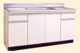 *セリカ/CELICA*WB-150S 流し台 [間口150cm]