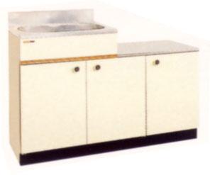 【ギフト】 *セリカ/CELICA*CA-120K[L/R] ガス台付流し台 [間口120cm], 新品 f45d9d41