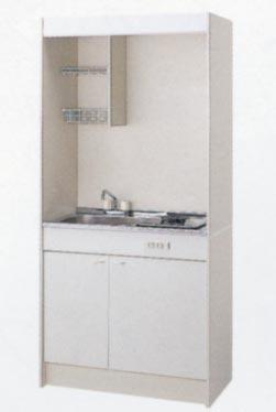 *クリナップ*ミニキッチン 電気コンロタイプ A[扉]タイプ 900サイズ
