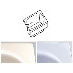 *クリナップ*CLG-111Y[L/R]/CLG-111Z[L/R] アクリックス浴槽 コクーン 間口110cm〈メーカー直送送料無料〉