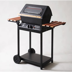 *カリフォルニアパティオ*ガスバーベキューグリル スマーティC+ 屋外用ガスグリル BBQ【送料・代引無料】
