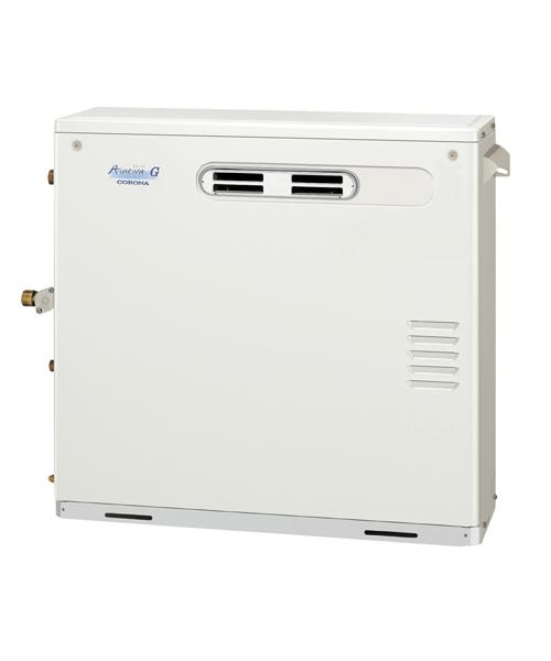 *コロナ*UKB-AG470ARX[M] 石油ふろ給湯器 オートタイプ 屋外設置型 前面排気 ボイスリモコン付属タイプ AGシリーズ 水道直圧式【送料・代引無料】