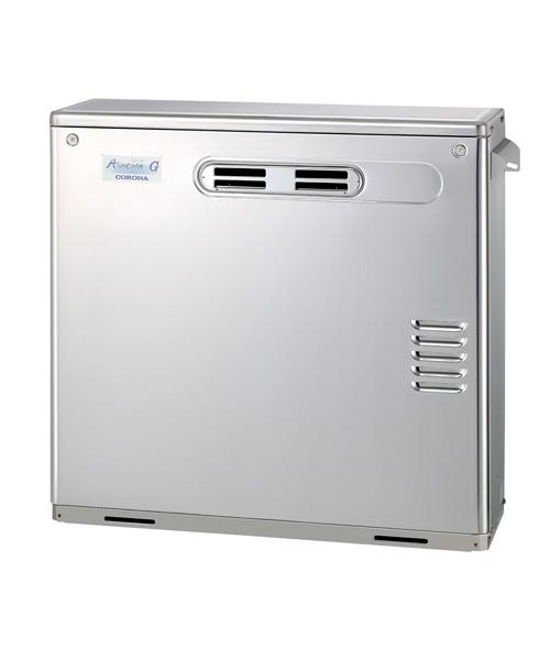 *コロナ*UKB-AG470ARX[MS] 石油ふろ給湯器 オートタイプ 屋外設置型 前面排気 ボイスリモコン付属タイプ AGシリーズ 水道直圧式【送料・代引無料】