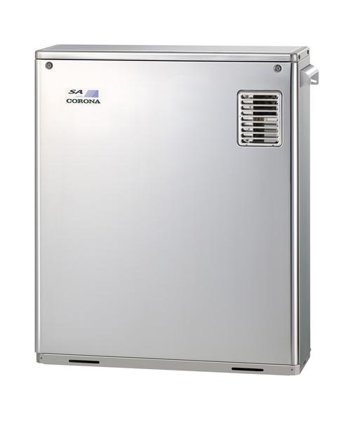 *コロナ*UKB-SA380ARX[MS] 石油ふろ給湯器 オートタイプ 屋外設置型 前面排気 ボイスリモコン付属タイプ SAシリーズ 水道直圧式【送料・代引無料】
