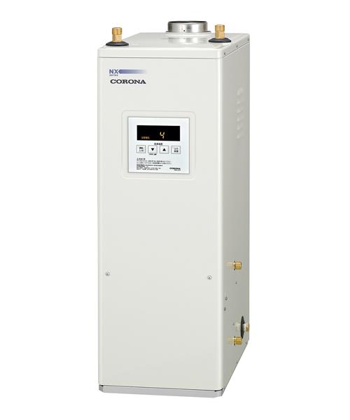 *コロナ*UKB-NX460R[FDK] 石油ふろ給湯器 給湯+追いだきタイプ 寒冷地仕様 屋内設置型 強制排気タイプ シンプルリモコン付属タイプ NXシリーズ 貯湯式【送料・代引無料】