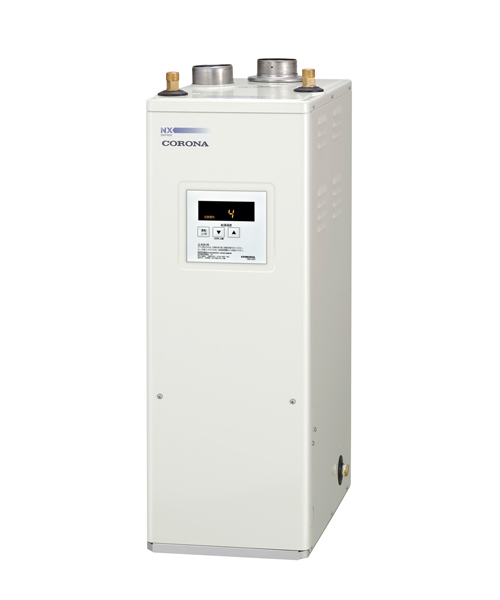 *コロナ*UIB-NX37R[FF] 石油給湯器 給湯専用タイプ 屋内設置型 強制給排気 シンプルリモコン付属タイプ NXシリーズ 貯湯式【送料・代引無料】
