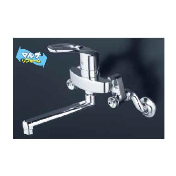 *KVK水栓金具*キッチン水栓 KM5000UT 取替用シングルレバー式混合栓 取替専用水栓 一般地用【送料・代引無料】