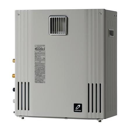 *パーパス[高木産業]*GX-H2400AR ガスふろ給湯器 屋外設置型 設置フリー [オート] 24号 ハーモニーシリーズ【送料・代引無料】