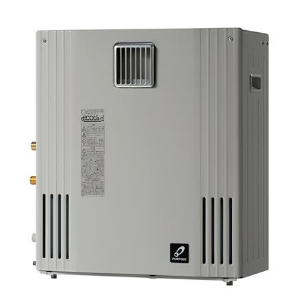 *パーパス[高木産業]*GN-H2000ZR-1 ガスふろ給湯器 屋外据置型 隣接&遠隔 追いだき併用タイプ [フルオート] 20号【送料・代引無料】