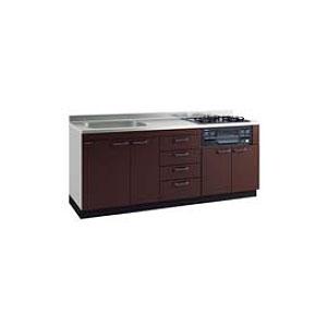 *タカラスタンダード*KIE190[L/R]+TN34-60 システムキッチン 流し台+ガスコンロ [アーバスフラット]