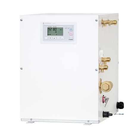 *イトミック* ESD30B[R/L]X220C0 ESDシリーズ 30L 密閉式電気給湯器 小型電気温水器 単相200V 操作部B 2.0kW〈送料・代引無料〉