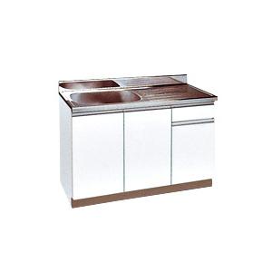 *丸南工業*WL90S[R/L] 流し台 WLシリーズ キッチンコンポ〈間口90cm〉