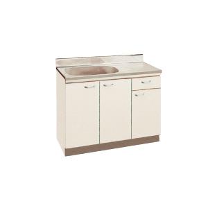 *丸南工業*JU90S[R/L] 流し台 JUシリーズ キッチンコンポ〈間口90cm〉