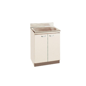 *丸南工業*JU60S 流し台 JUシリーズ キッチンコンポ〈間口60cm〉