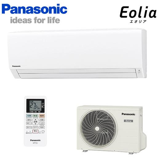 【送料・代引無料】*Panasonic/パナソニック*CS-407CFR2 エアコン エオリア Fシリーズ 冷房 11~17畳 暖房11~14畳