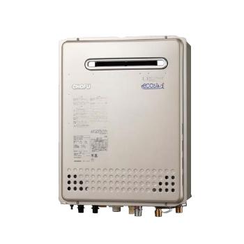 *長府製作所/CHOFU*GFK-S2440KX 高効率ガスふろ給湯器 エコジョーズ 屋外壁掛型[フルオート]24号【送料・代引無料】