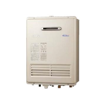 *長府製作所/CHOFU*GFK-S1631WKA 高効率ガスふろ給湯器 エコジョーズ 屋外壁掛型[オート]16号【送料・代引無料】