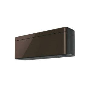 〈送料・代引無料〉*ダイキン*S25VTSXS-T グレイッシュブラウン エアコン SXシリーズ 暖房 6~8畳/冷房 7~10畳