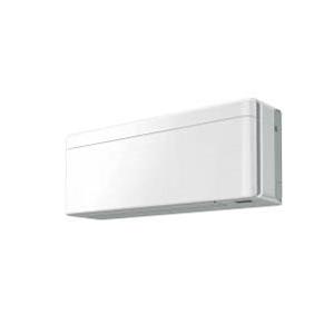 〈送料・代引無料〉*ダイキン*S28VTSXS-W ラインホワイト エアコン SXシリーズ 暖房 8~10畳/冷房 8~12畳