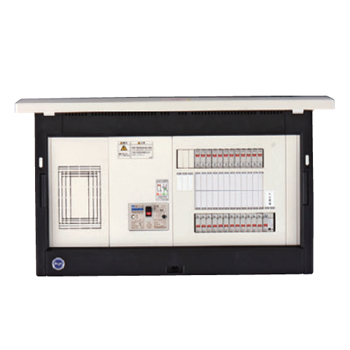〈送料無料〉*河村電器*ENR1400-V[100A] EV回路付ホーム分電盤 熱動式ELB搭載 リミッタースペースなしENR-V