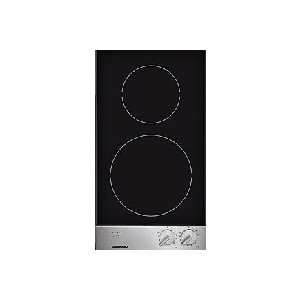 *Gaggenau/ガゲナウ*CI230134 IHクッキングヒーター ドロップイン 2つ口タイプ 3.7kW 200V W30cm Induction cooktop〈販売エリア限定/メーカー直送送料無料〉