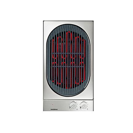 *Gaggenau/ガゲナウ*VR230434 バーベキューグリル ドロップイン 3.0kW 200V W30cm Vario electric grill〈販売エリア限定/メーカー直送送料無料〉