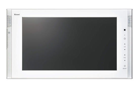 *リンナイ/Rinnai*DS-1600HV-WSR 16型 浴室テレビ[DS-1600HV-Wと同等品]〈送料・代引手数料無料〉