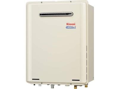 *リンナイ*RUF-K245SAW[A] 24号 ガスふろ給湯器 エコジョーズ オート 屋外壁掛設置型〈送料・代引無料〉
