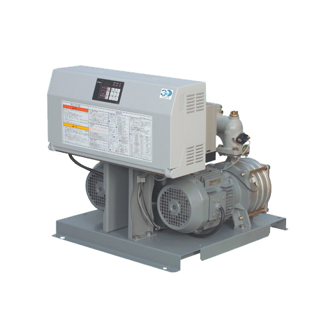 *TERAL/テラル*NX-40VFC252-0.75S2W-e 単相200V 流込仕様 陸上給水ポンプ 自動交互並列運転 汎用タイプ 推定末端圧力一定給水 NX-VFC-e型 〈メーカー直送送料無料〉