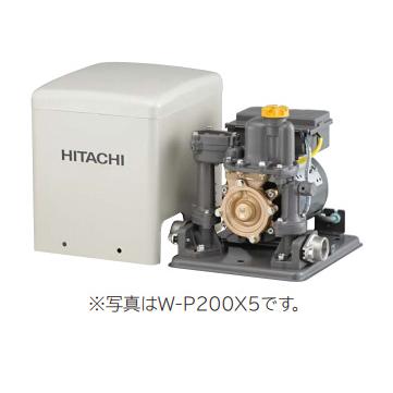 *日立*W-P200X 6〈60Hz用〉浅井戸用 非自動ポンプ 単相100V【送料無料】