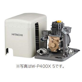 *日立*W-P400X 6〈60Hz用〉浅井戸用 非自動ポンプ 単相100V【送料無料】